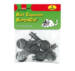 SWISSINNO BAIT CAPSULE FOR MOUSE TRAP SUPERCAT