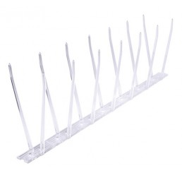SWISSINNO BIRD SPIKES 100CM NATURAL CONTROL