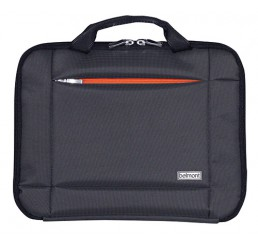 "BELMONT 15"" LAPTOP SLEEVE WITH HANDLES"