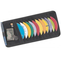 CASE LOGIC 12 CD VISOR HOLDER