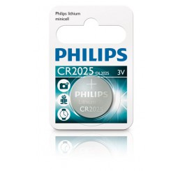 PHILIPS 3V LITHIUM MINICELL