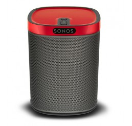 FLEXSON COLOURPLAY SKIN FOR SONOS PLAY 1 RED