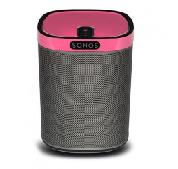 FLEXSON COLOURPLAY SKIN FOR SONOS PLAY 1 PINK