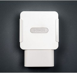 FLEXSON WALL MOUNT FOR SONOS CONNECT WHITE