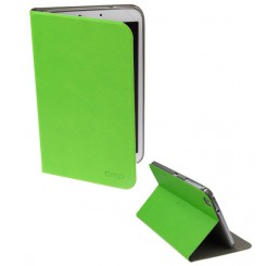 OMP TABLET FOLIO IPAD AIR PINSTRIPE GREEN