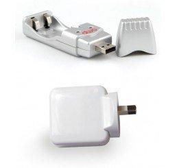 OMP USB BATTERY CHARGER KIT