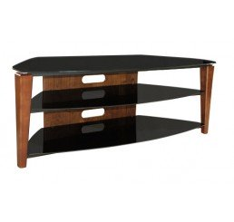 "OMP 3 SHELF 40-70"" TV TABLE WALNUT RANGITOTO"