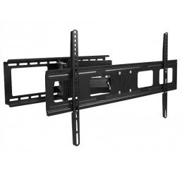 "OMP CANTILEVER TWIN ARM TV WALL MOUNT XLARGE 42-70"" VESA 800X400 MOUNT"