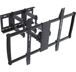 "OMP CANTILEVER TWIN ARM TV WALL MOUNT XXLARGE 60-100"" VESA 600X900 MOUNT"