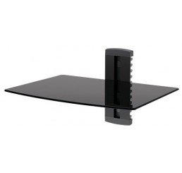 OMP WALL MOUNT GLASS SHELF UNIVERSAL