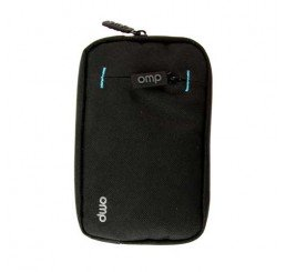 OMP APOLLO SERIES 2 PORTABLE DEVICE SLEEVE BLACK/BLUE TRIM