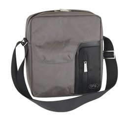 OMP NEPTUNE SERIES NETBOOK / iPAD/TABLET ATTACHE BAG TAUPE