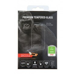 OMP iPAD MINI/2 PREMIUM TEMPERED GLASS SCREEN PROTECTOR