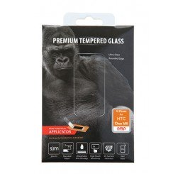 OMP HTC ONE M8  PREMIUM TEMPERED GLASS SCREEN PROTECTOR