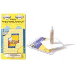 PUDNEY CD/DVD SCRATCH REPAIR KIT