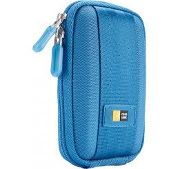 CASE LOGIC COMPACT CAMERA CASE BLUE