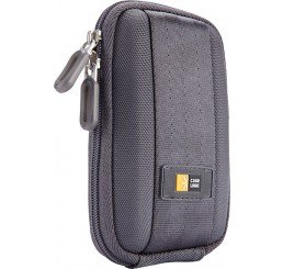 CASE LOGIC COMPACT CAMERA CASE GREY
