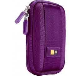 CASE LOGIC COMPACT CAMERA CASE PURPLE