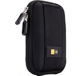 CASE LOGIC COMPACT CAMERA CASE BLACK