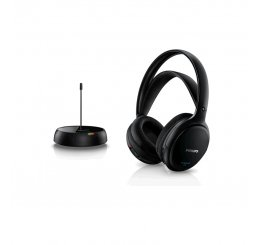 PHILIPS FULL EAR INDOOR FM WIRELESS HIFI HEADPHONES