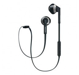 PHILIPS EARBUD BLUETOOTH HEADPHONES BLACK