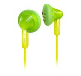 PHILIPS EARBUD HEADPHONE COLOURBUDS GREEN