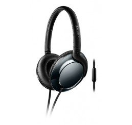 PHILIPS OVEREAR FLITE HEADPHONES BLACK
