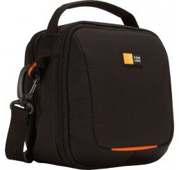 CASE LOGIC MICRO FOUR-THIRDS CAMERA PLUS 2 LENS KIT BAG